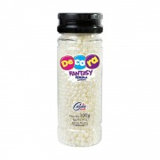 DECORA FANTASY PEROLA 100G - CACAU FOODS