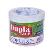 FITA DUPLA FACE TISSUE 09MMX30M C/10RL - DELFIX