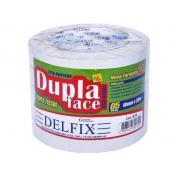 FITA DUPLA FACE TISSUE 18MM X 30M C/5RL - DELFIX