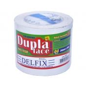 FITA DUPLA FACE TISSUE 24MM X 30M C/4RL - DELFIX