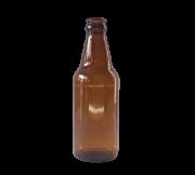 Garrafa de vidro cerveja 300 ml c/18
