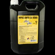 HIPOCLORITO HIPERPLUS 12% - 5 LTS