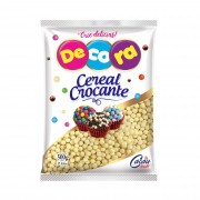 MINI CEREAL CROCANTE BRANCO 500GRS - CACAU FOODS