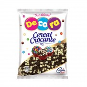 MINI CEREAL CROCANTE BRANCO PRETO 500GRS - CACAU FOODS