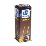 PALITEIRO 100 C/100 UN - THEOTO