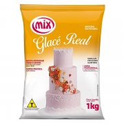 PO PARA PREPARO GLACE REAL  1KG - MIX