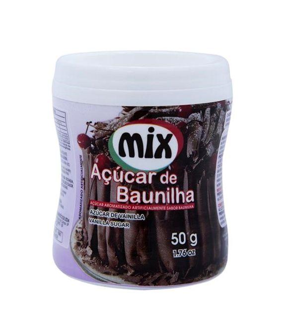 AÇUCAR DE BAUNILHA 50G - MIX  - Santa Bella