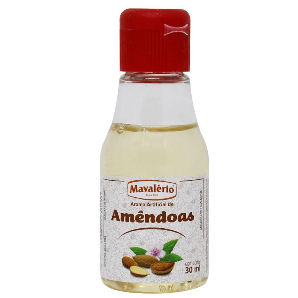 AROMA DE AMÊNDOA 30ML - MAVALÉRIO  - Santa Bella