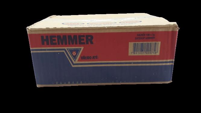 CATCHUP HEMMER - SACHE 190 X 7G  - Santa Bella