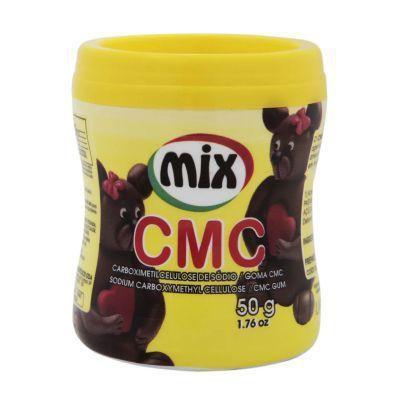 CMC - CARBOXI METIL CELULOSE 50G  - Santa Bella