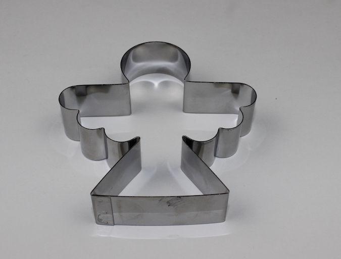 CORTADOR ANJO N.1  6 cm - 1 UNID  - Santa Bella