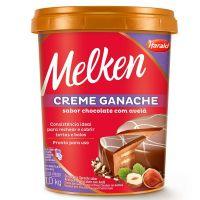 Creme Tipo Ganache Chocolate Avela Melken 1kg  - Santa Bella