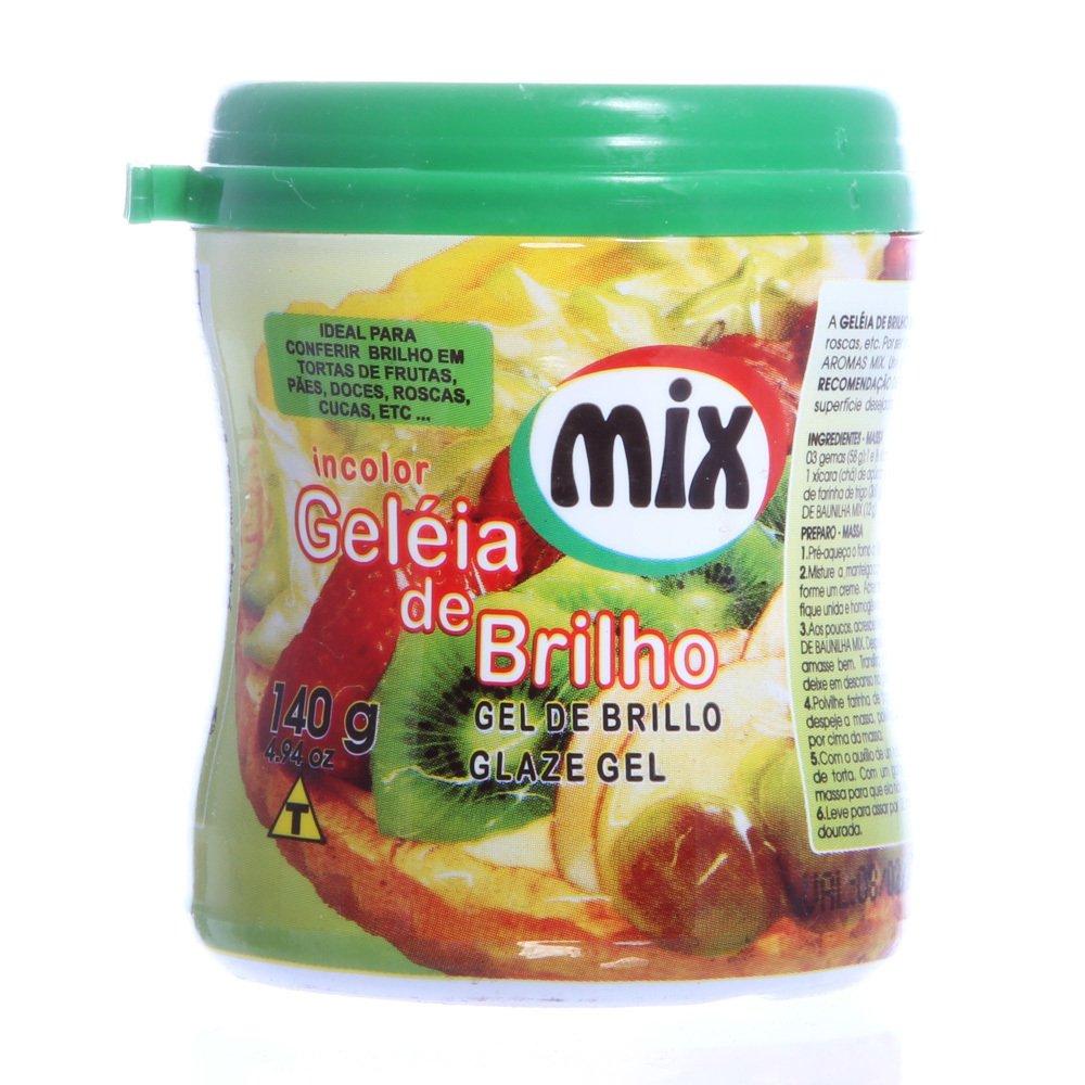 GELEIA DE BRILHO 140G - MIX  - Santa Bella