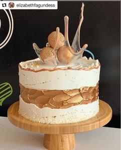 Isomalt Granulado 500g  - Gran Chef  - Santa Bella