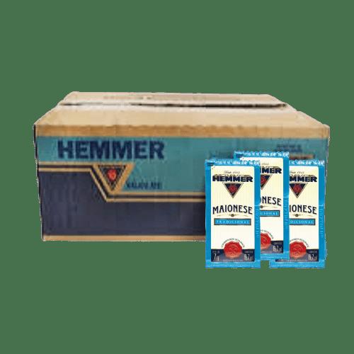 MAIONESE HEMMER - SACHE 190 X 7GR  - Santa Bella