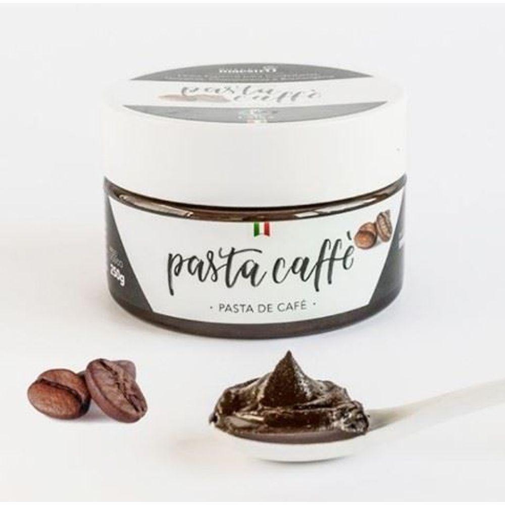 PASTA SABORIZANTE DE CAFÉ - PASTA CAFFÉ - UNIKA - DOLCE MAESTRO  - Santa Bella