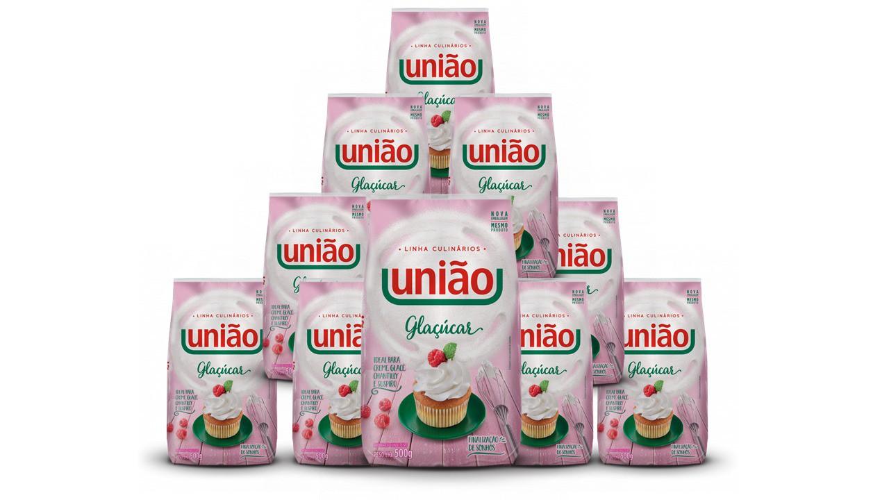 União Glaçúcar Preço especial com 10 unidades  - Santa Bella