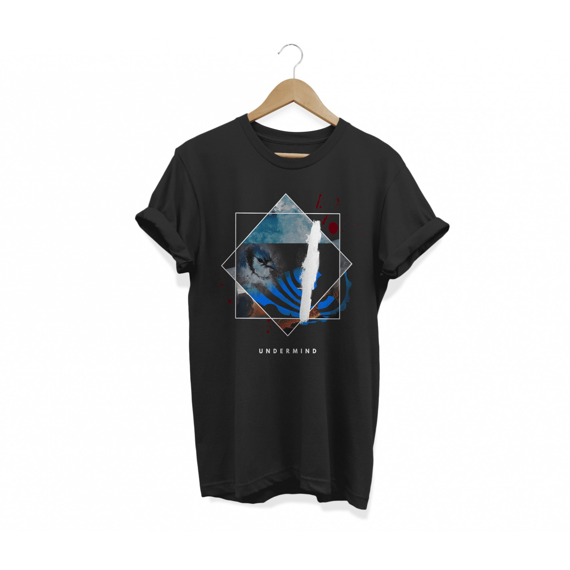 CAMISETA ABSTRACT
