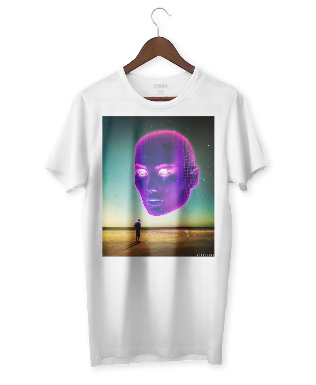 CAMISETA PROJECTION 3D