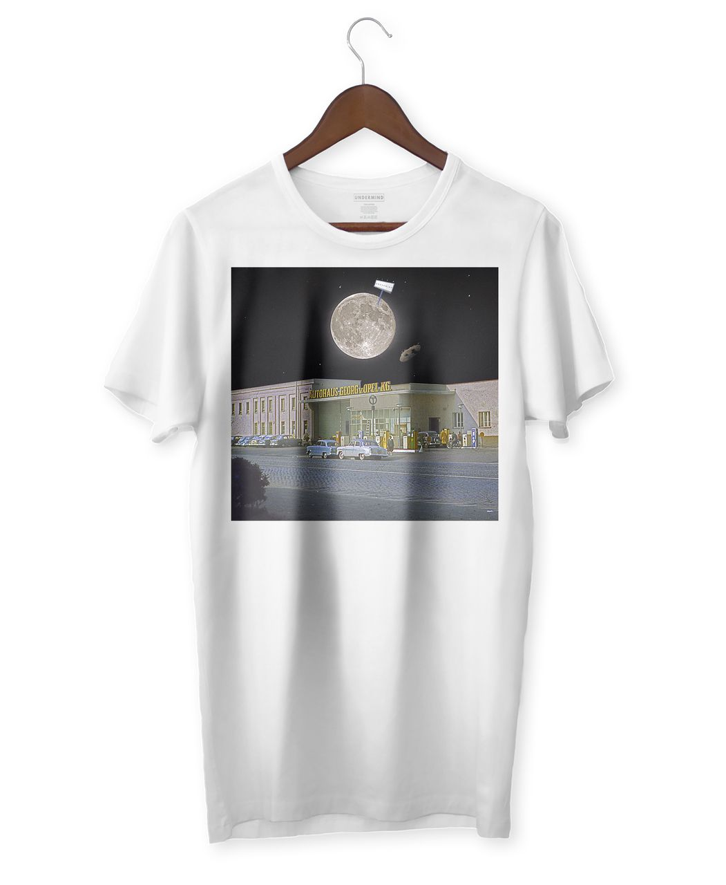 CAMISETA SPACESHIP