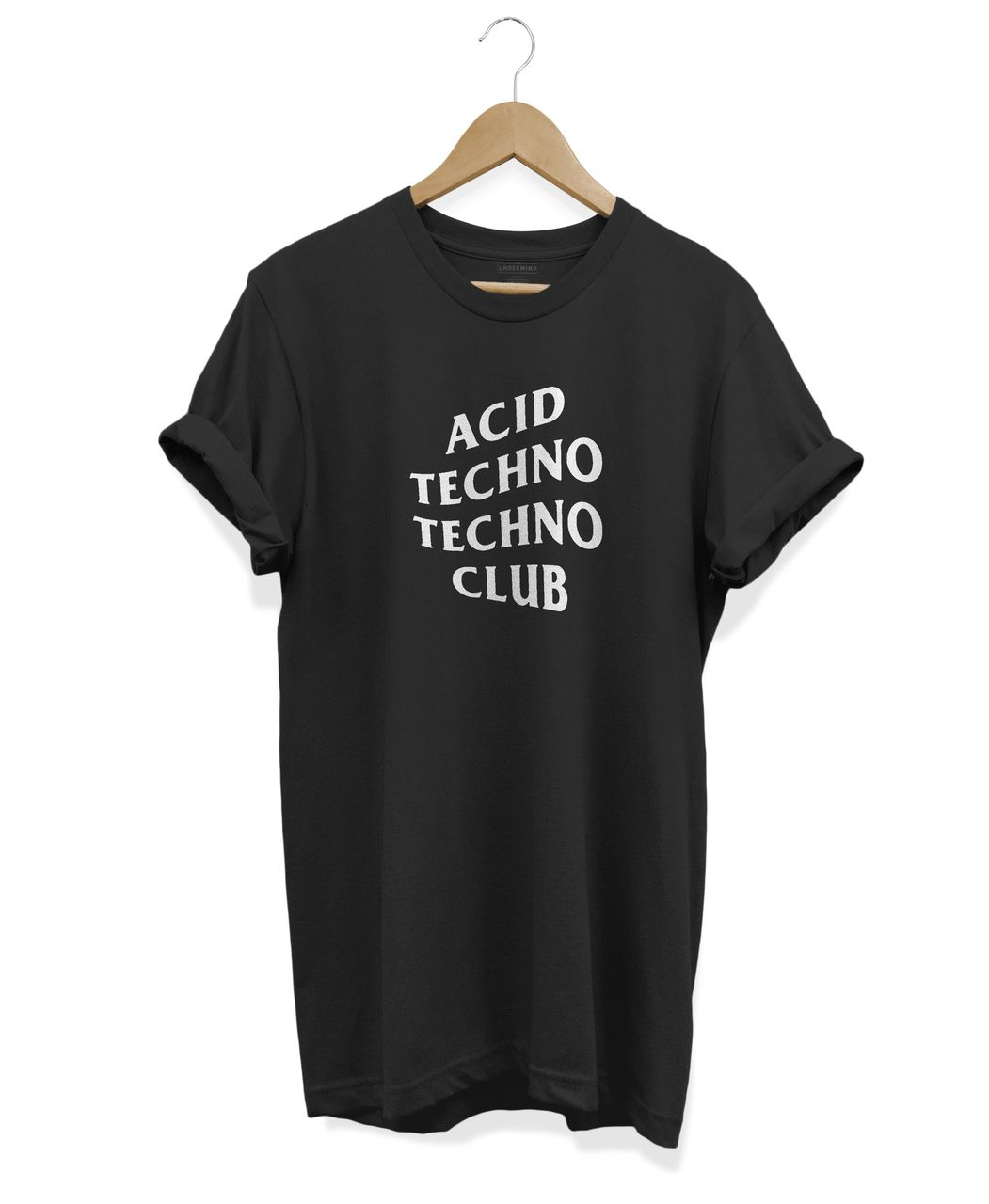 CAMISETA TECHNO CLUB