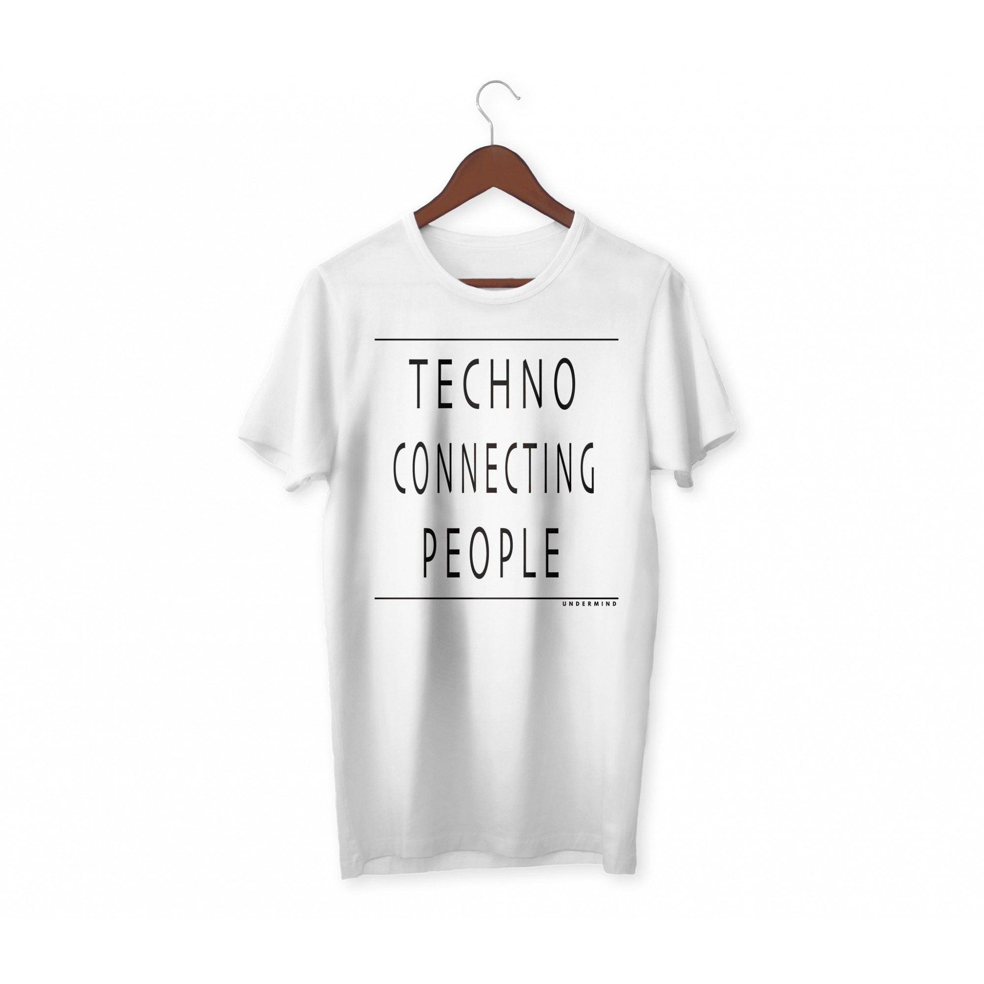 CAMISETA TECHNO PEOPLE