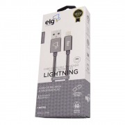 Cabo Elg Lightning L810BY cinza