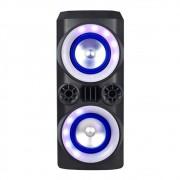 Caixa Amplificadora Multilaser Sp379 2x6 300w