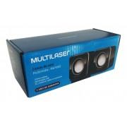 Caixa de Som 4W RMS Multilaser para note SP089