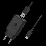 Carregador Motorola Turbo Power 18w Micro-Usb