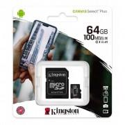 Cartão de Memória - Classe 10 SDCS2 - 64GB MicroSDH