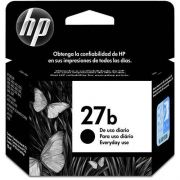 Cartucho Hp 27b Preto C8727b 10ml
