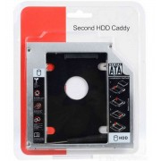 Case Adaptador Caddy para HD 9.5 mm para Notebook