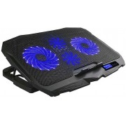 Cooler Gamer 17 4 Fans Ingvar Warrior Azul AC332