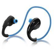 Fone De Ouvido Arco Sport Bluetooth Azul Multilaser - Ph182