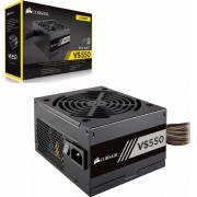 Fonte Corsair VS550 80 Plus White ATX