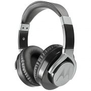 Headphone Motorola Pulse Max Winred Preto e Cinza