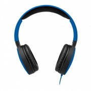 Headphone New Fun Wired Azul Ph272