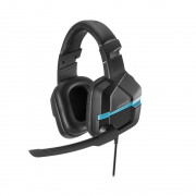 Headset Gamer Warrior Askari P3 PS4 Azul PH292