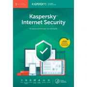 Kaspersky Internet Security Multidispositivos 1 PC