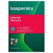 Kaspersky Internet Security Multidispositivos 1 PC