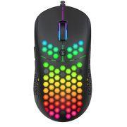 Mouse Gamer Evolut Keppni, RGB, 6 Botões, 10000DPI - EG110