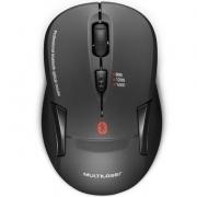 Mouse sem fio Bluetooth Preto MO254