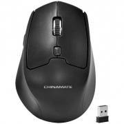 Mouse sem fio Office CM14 Recarregável