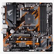 Placa Mãe AMD Gigabyte B450M Aorus Elite