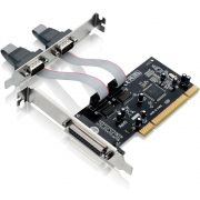 PLACA PCI MULTILASER 2 SERIAL + 1 PARALELA