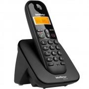 Telefone Sem Fio Intelbras, Preto - TS3110