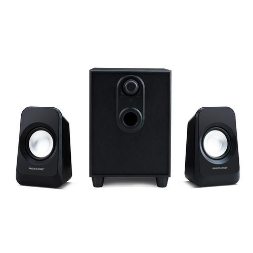 Caixa de som 2.1 Bass 20w Bivolt SP377