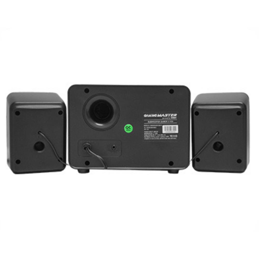 Caixa de Som Gamer Kmex SS-9800 USB Preto