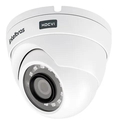 Câmera Dome Intelbras 2MP IR 30M 2.8MM